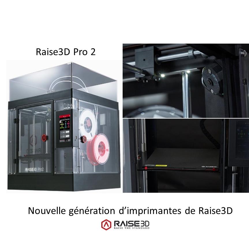 Raise3D Pro 2