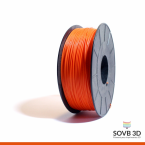 ABS 1,75mm ORANGE 1 kg (SOVB)